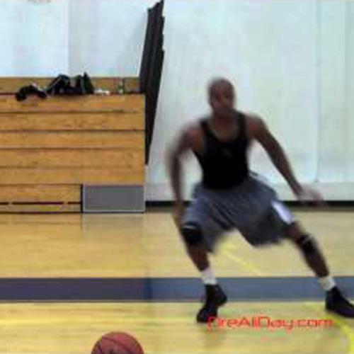 Dre Baldwin's Basketball Defense Workout 2