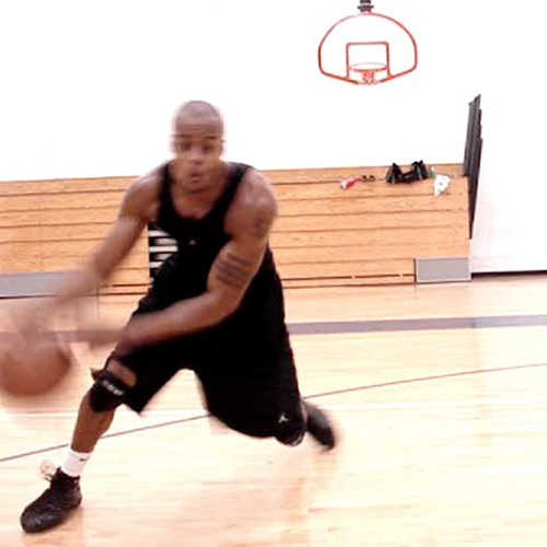 Basketball Crossover Workout Video 6 From Dre Baldwin