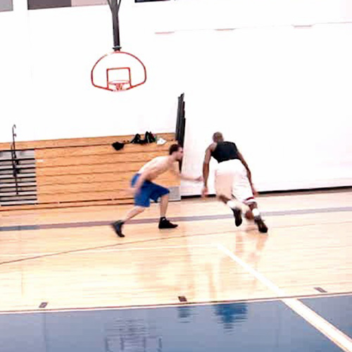 Basketball Crossover Workout Video 4 From Dre Baldwin