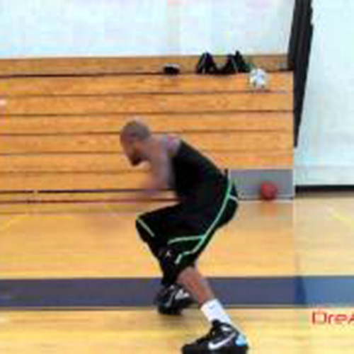 Dre Baldwin's Basketball Conditioning Workout 1
