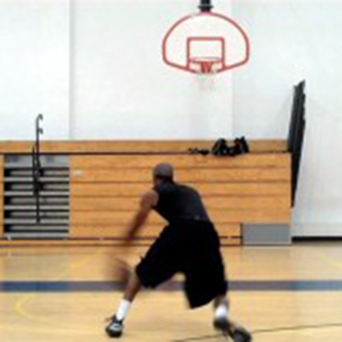 Basketball Crossover Workout Video 1 From Dre Baldwin