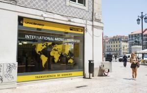 Western Union merger