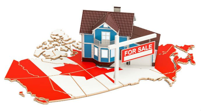 Buying property in Canada make large savings by using a currency exchange provider
