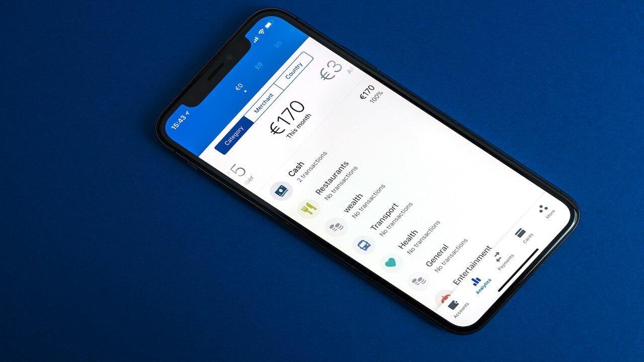 Revolut app debuts new look