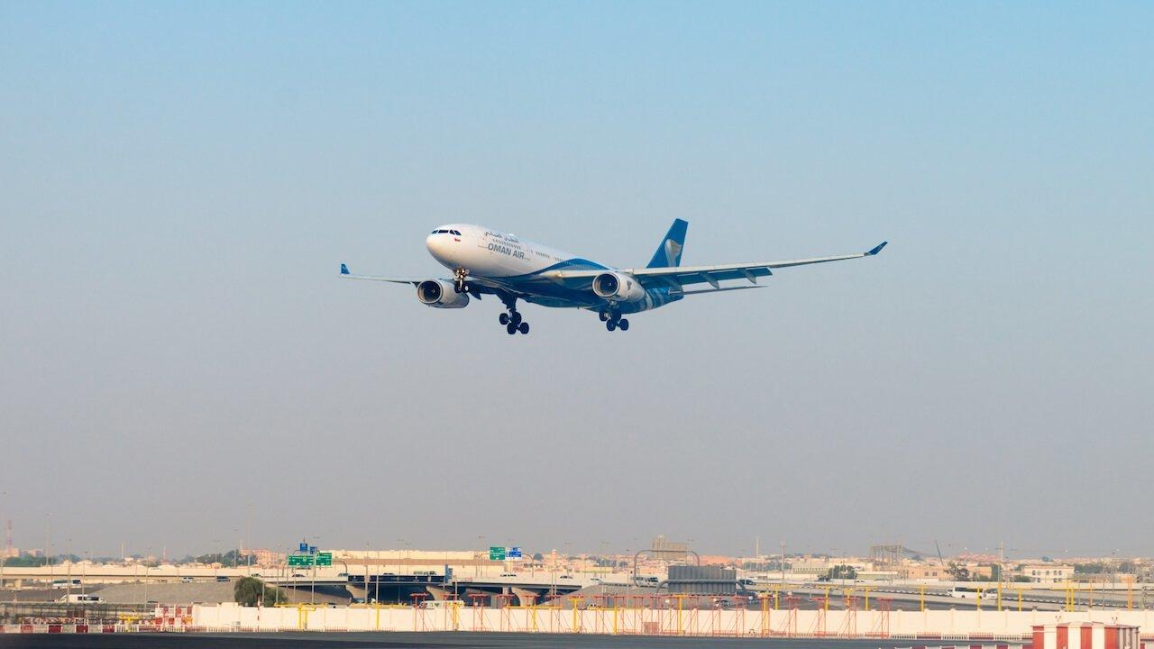 Oman Airport presents permit to Global Money Exchange