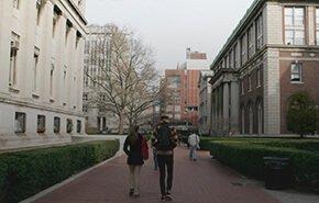 Les études à l'étranger