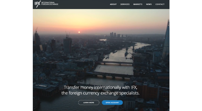 IFX (UK) Ltd - InternationalFX.com continues to grow from strength to strength. Revenues up 54% in 2017