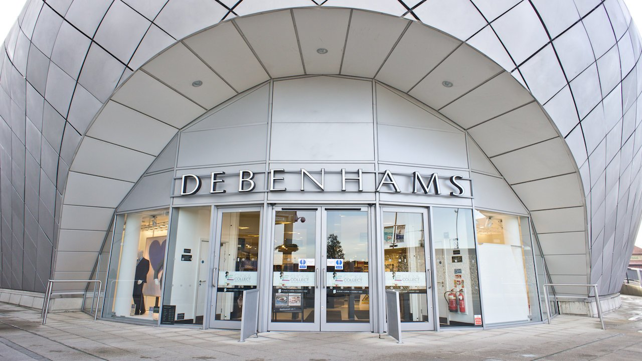 Western Union extends its UK reach with Debenhams