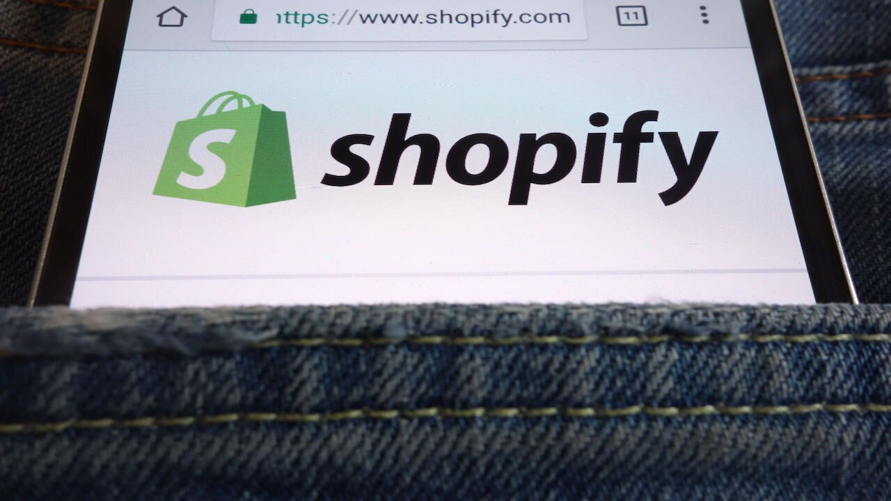 shopify cryptocurrency platform