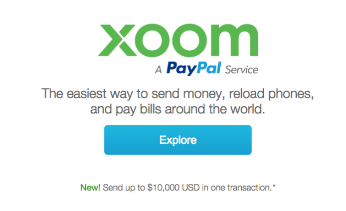 Xoom Mobile App Review
