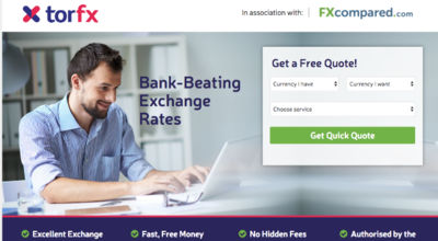 TorFX Best Exchange Rates - Case Studies