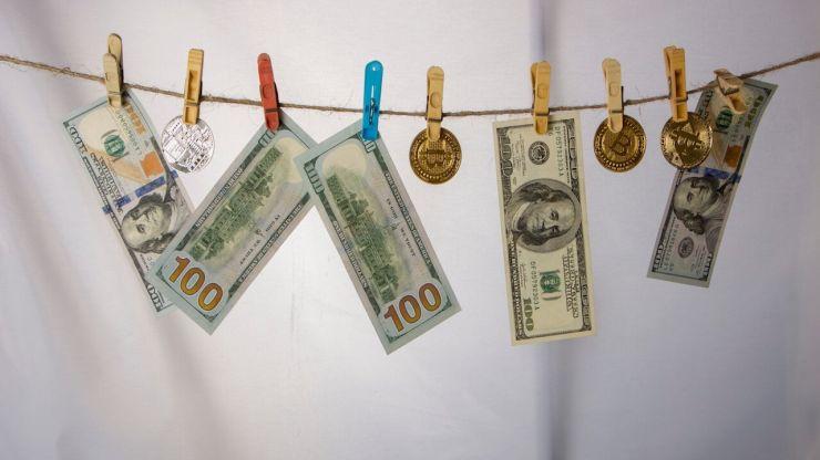 Money laundering through Revolut?