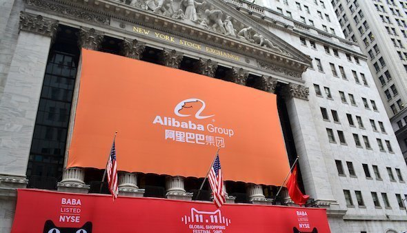 alibaba alipay new york stock exchange moneygram