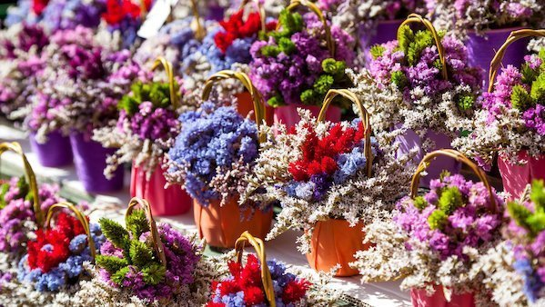 croatia destination wedding flower vendor