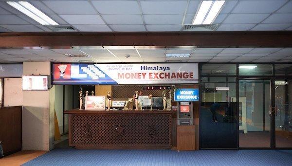 transfer money nepal