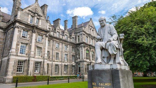 study abroad ireland trinity dublin