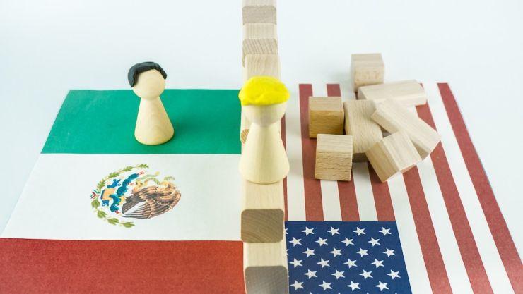 mexico wall trump remittances tax