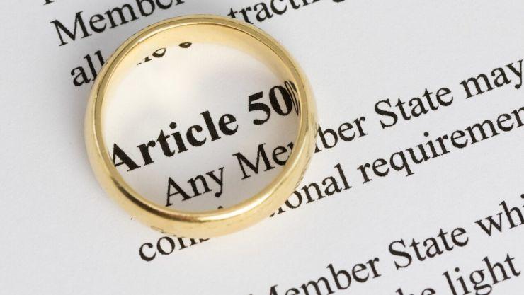 article 50 brexit
