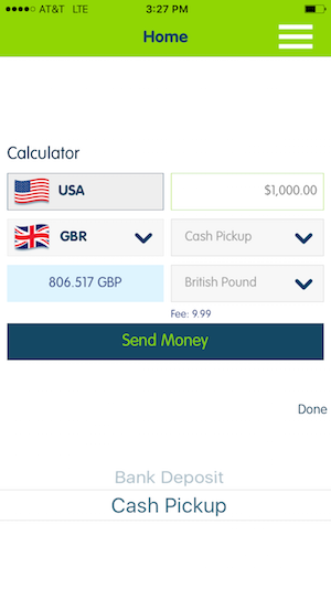 small world money transfer app