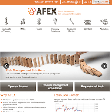 Afex Money Transfer Review