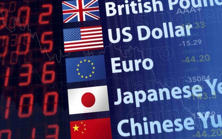 Foreign Exchange, Rate of Currencies
