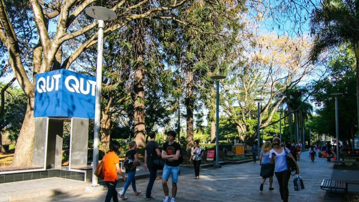 australia brisbane college campus study abroad