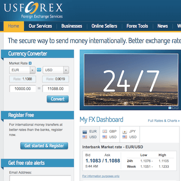 USForex Review