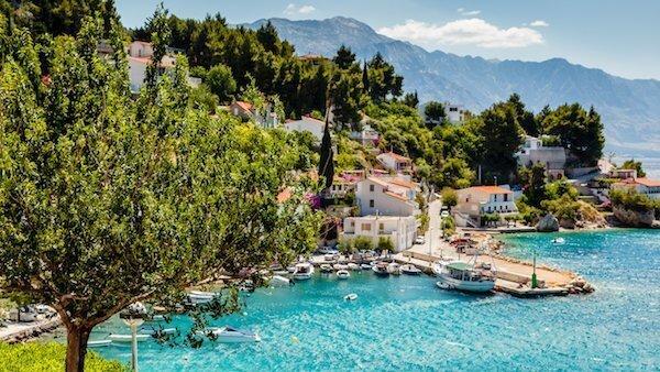 croatia desitination wedding coast
