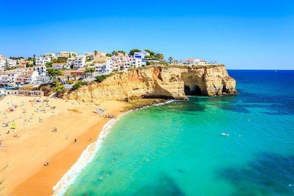 beach in Algarve Portugal.jpg