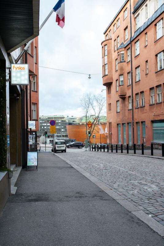 Fysioterapiaa Helsingin keskustassa Fysios Kamppi