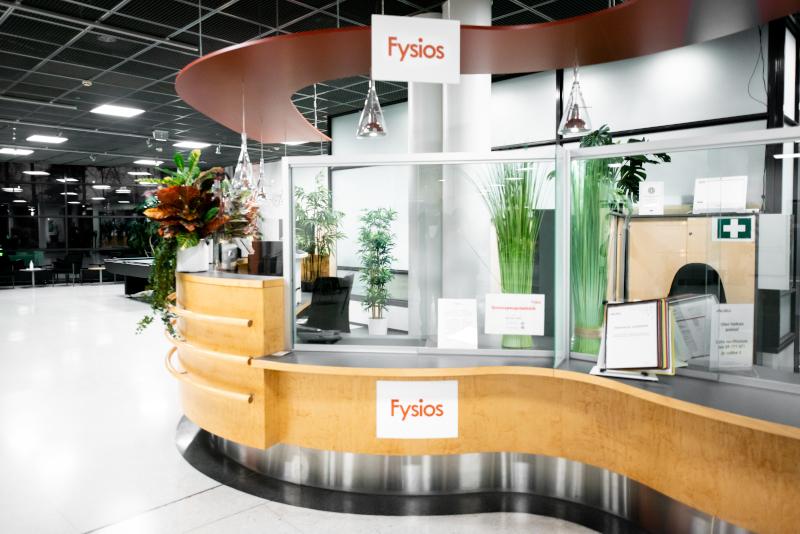 Fysios Synapsia Töölö vastaanotto