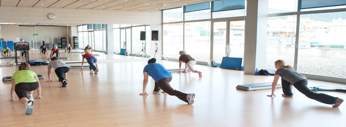 Picture 1 Deals for Gym Eurofitness Horta Barcelona