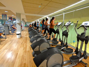 Foto 1 Oferta Gimnasio CEM Horta Barcelona - GymForLess