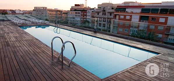 Oferta gimnasio o2 centro wellness manuel becerra madrid for Gimnasios madrid con piscina