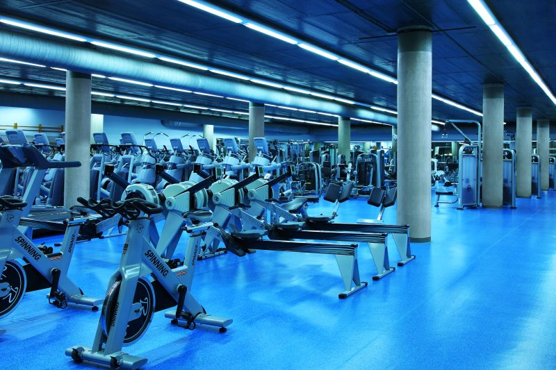 Picture 1 Deals for Gym Holmes Place Europolis Les Corts Barcelona