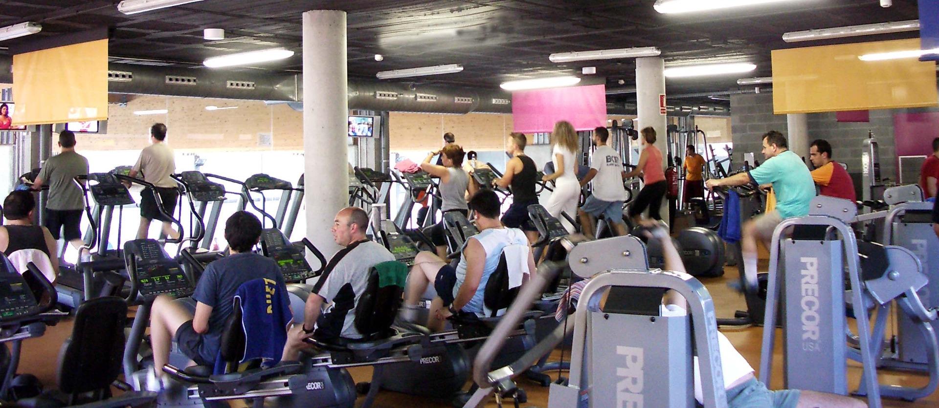 Foto 4 Oferta Gimnasio Duet Sports Can ZAM Santa Coloma de Gramenet - GymForLess