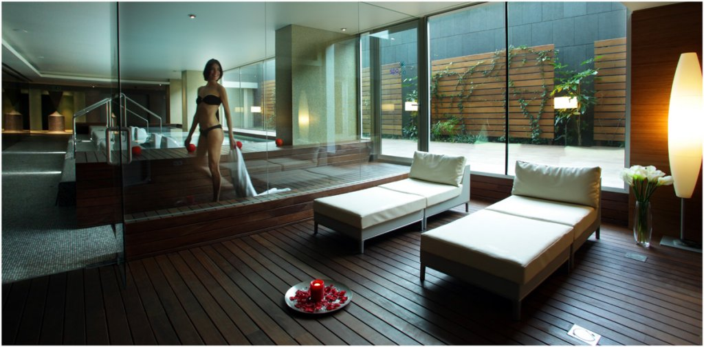 Picture 1 Deals for Gym SPAZIO Wellness Barcelona