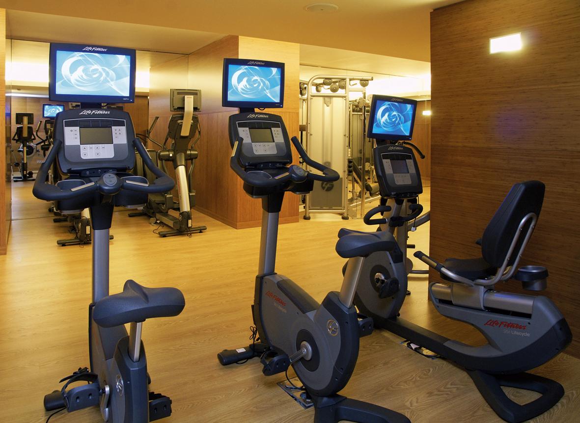 Foto 4 Oferta Gimnasio SPAZIO Wellness Barcelona - GymForLess
