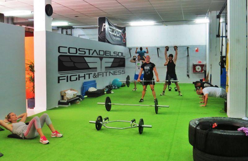 Costa del Sol Fight and Fitness