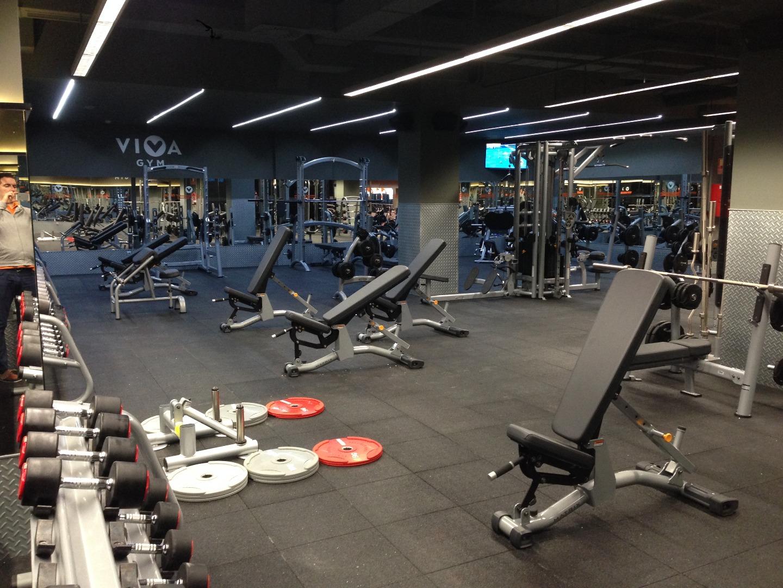 oferta gimnasio vivagym los remedios sevilla gymforless