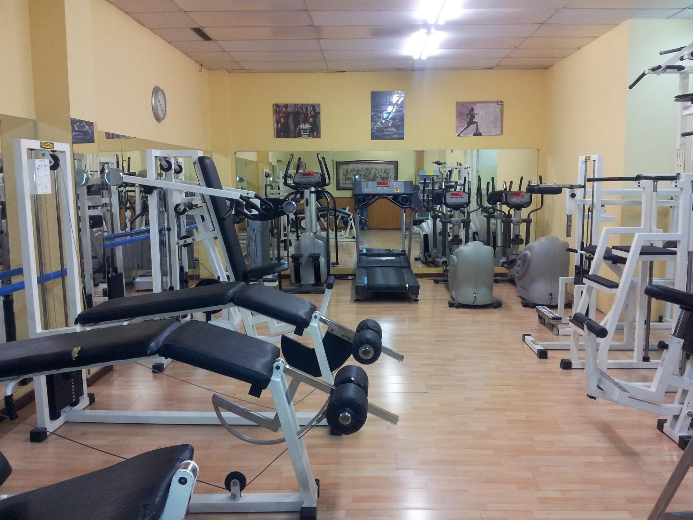 Oferta gimnasio gym gual zaragoza gymforless for Gimnasio mas