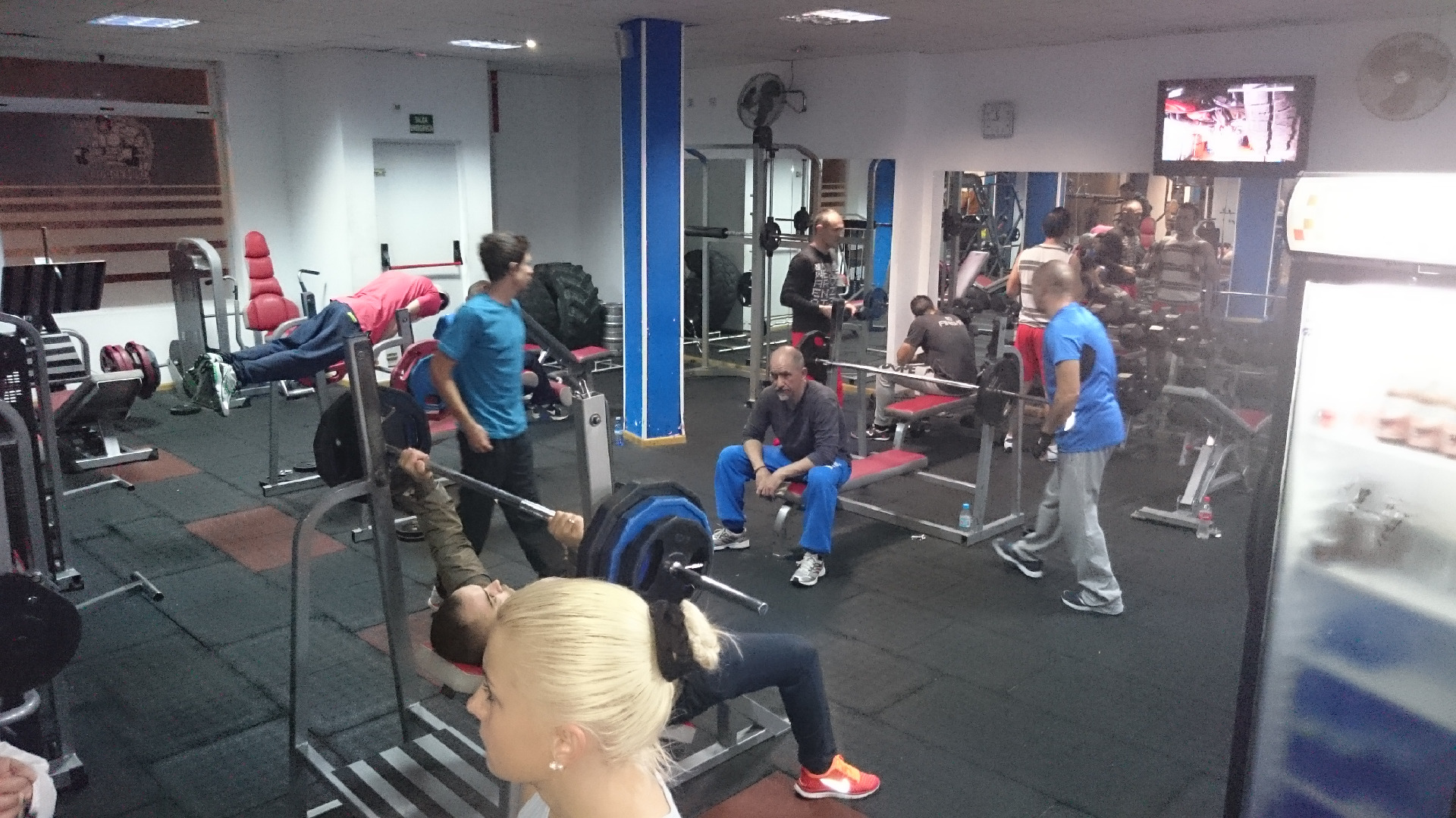 Oferta gimnasio roda sport humanes de madrid gymforless for Gimnasio bac de roda
