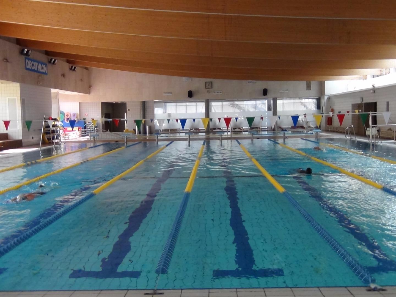 Oferta gimnasio piscina municipal la corxera sant feliu de for Gimnasio de