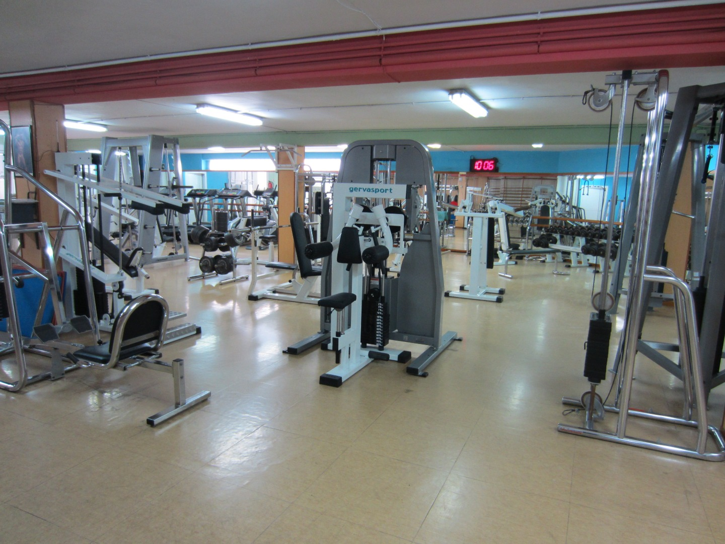 oferta gimnasio guinard center gym barcelona gymforless