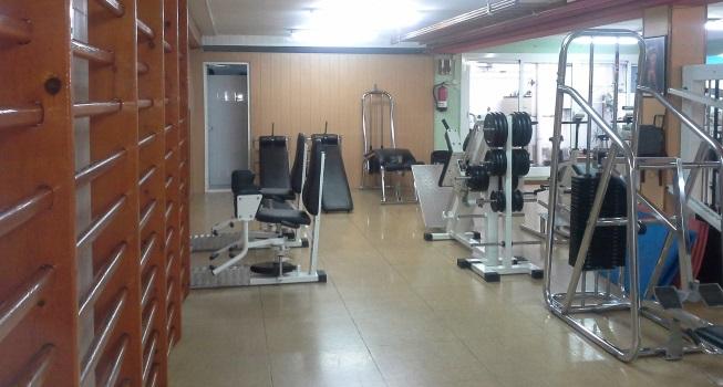 Guinardó Center Gym