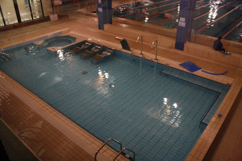 Gimnasios con piscina interior en madrid del 14 al 24 de for Piscina 24 horas madrid