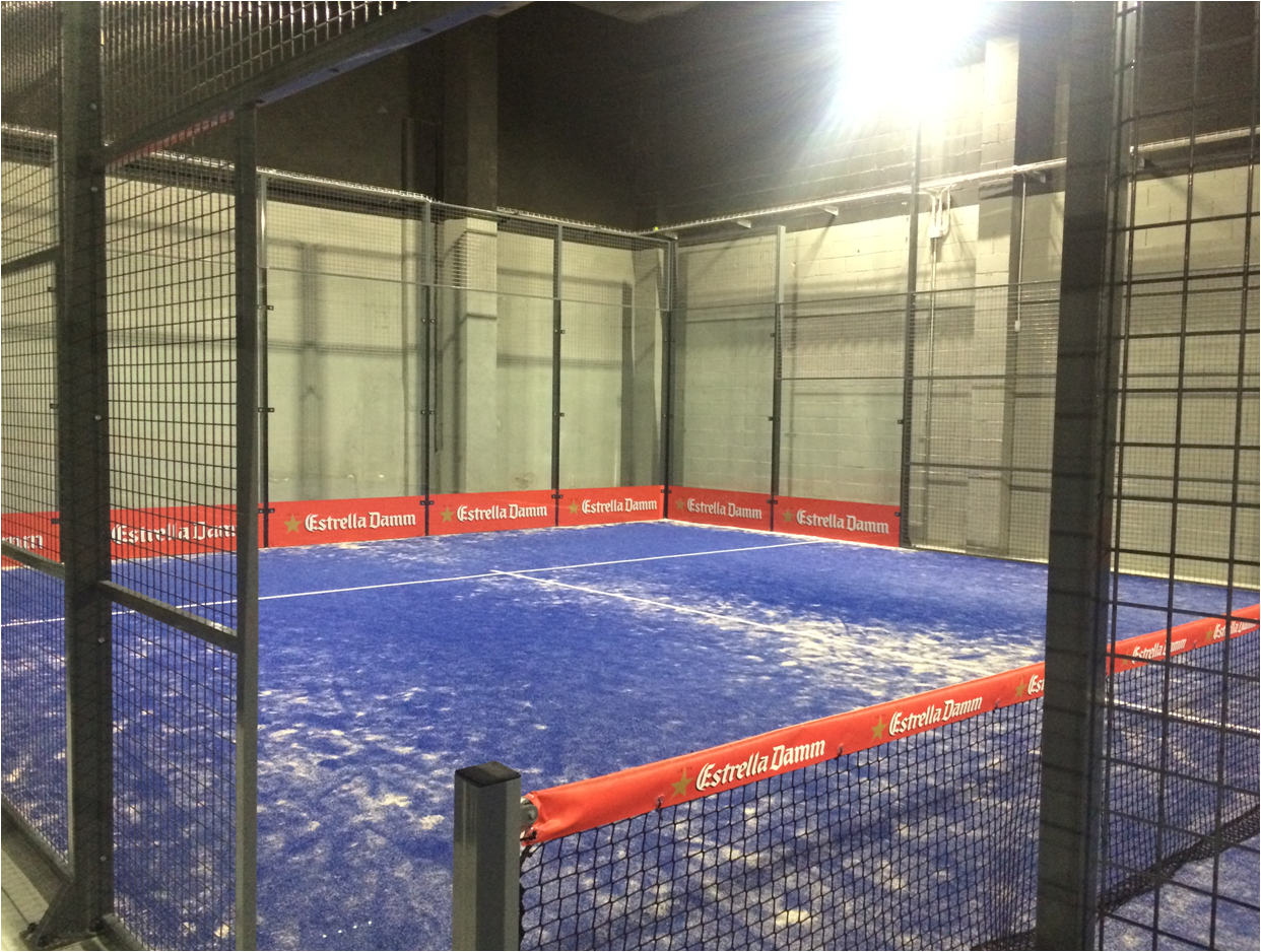 Picture 2 Deals for Gym Ipadel Barcelona Barcelona