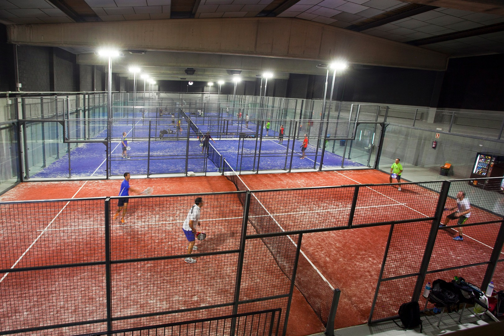 Picture 0 Deals for Gym Ipadel Barcelona Barcelona