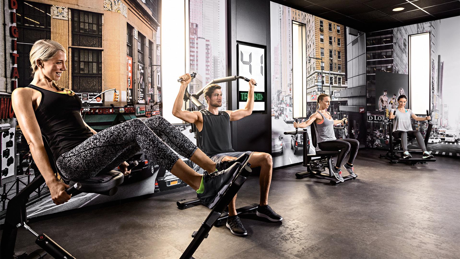 Picture 8 Deals for Gym McFIT Barcelona - Clot Barcelona