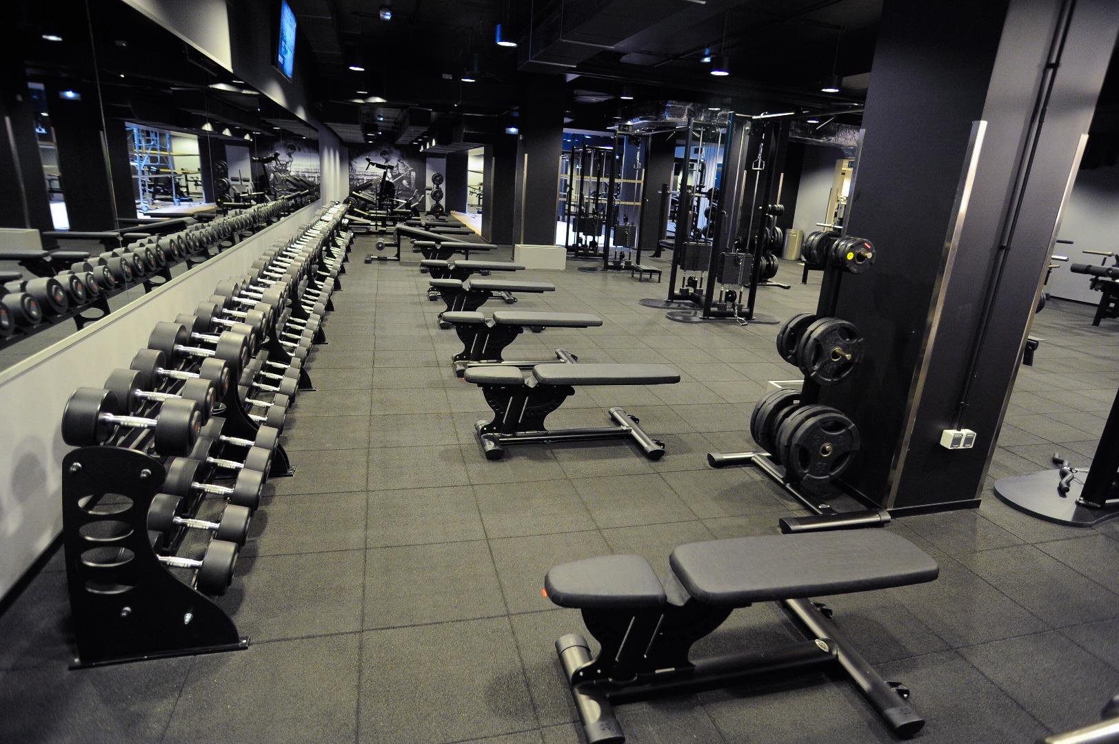 Deals for gym mcfit terrasa terrassa for Gimnasio one